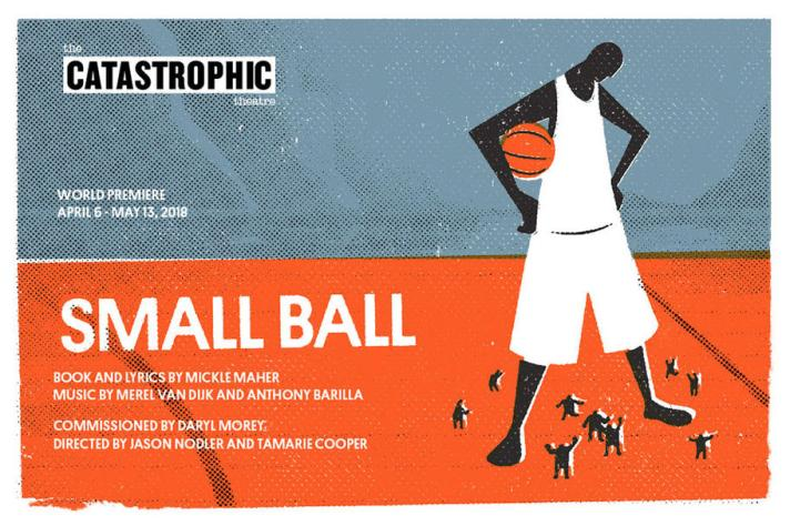 Small Ball poster